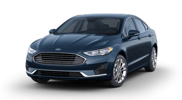 2020 Ford Fusion Hybrid SEL Sedan near Charleston, SC